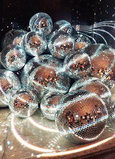 Disco Balls!