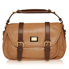 Charles and Keith 2011 -- Bought this in creme and brown. Charles Keith, The Chic, Fashion Forward, Latest Fashion, Messenger Bag, Satchel, Footwear, Handbags, Shoe Bag