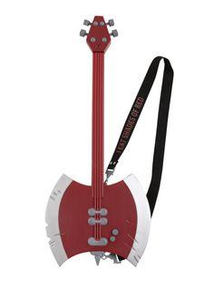 Molded plastic version of Marceline's rockin' axe!
