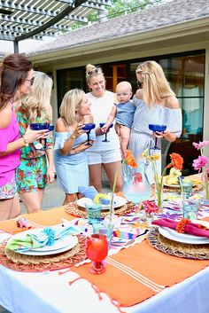 Ice cream for the kids and margaritas for the grown-ups! L. Avenue shows how to strike the perfect balance that can help you make your summer block party fun for all ages. Find these ideas and more on our Trailblazers and Trendsetters page.
