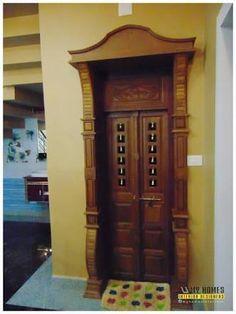 Pooja Room Door Designs Pooja grah Pinterest Room door design
