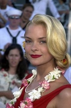 Jaime King at event of Pearl Harbor