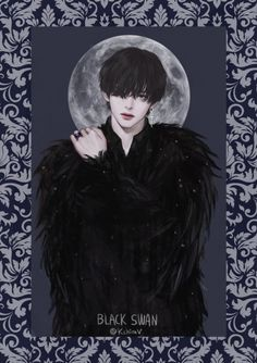 Taehyung Fanart, Bts Taehyung, Les Aliens, Bts Beautiful, Bts Korea, Night Aesthetic, 3d Fantasy, Bts Aesthetic Pictures, Bts Drawings