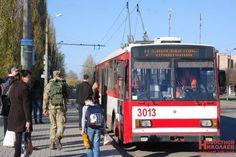 Проезд льготников в троллейбусах и трамваях будет возмещен из городского бюджета  http://novosti-mk.org/events/5026-proezd-lgotnikov-v-trolleybusah-i-tramvayah-budet-vozmeschen-iz-gorodskogo-byudzheta.html  В пятницу, 14 апреля, исполком городского совета утвердил коэффициент соотношения количества бесплатных пассажиров к платным в электротранспорте. Коэффициент был рассчитан после обследования пассажиропотока в общественном транспорте Николаева для того, чтобы просчитать компенсационные…