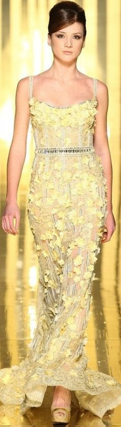 Mireille Dagher Haute Couture SS 2013 ♥✤ | Keep the Glamour | BeStayBeautiful