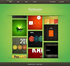 Tom Bunton Moto CMS HTML Templates by Astra