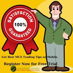 MCX India Trading Calls