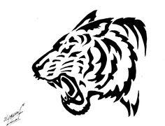 tigre dibujo - Buscar con Google