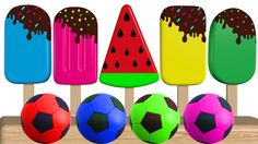 Learn Colors with Ice Cream and Soccer Balls for Toddler - Learn Colors for Kids with Ice Cream Song Learn Colors with Ice Cream and Soccer Balls for Toddler - Learn Colors for Kids with Ice Cream Song https://youtu.be/ISJfwUqajRE #LearnColors with #IceCream and #SoccerBalls for Children Toddlers - #LearnColorsforKids with #IceCreamSong  Finger Family Song Lyrics : Daddy finger daddy finger where are you? Here I am here I am. How do you do? Mommy finger Mommy finger where are you? Here I am…