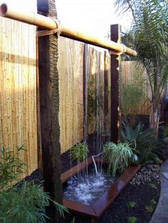 Idées pour créer votre fontaine de jardin moderne.   Steinweg ...