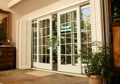 Sliding French Patio Doors - windows - Renewal By Andersen Central PA.