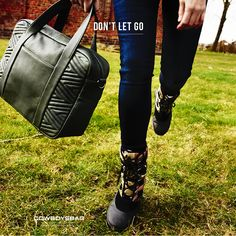 Cowboysbag | Don't let go