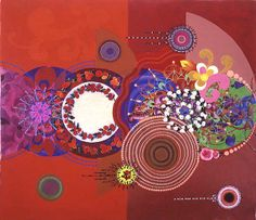 Beatriz_Milhazes_Os tres musicos 1998