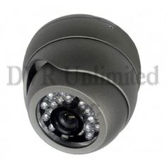 CD46IR-VPH High Resolution 650TVL Vandal proof IR Dome Camera Ceiling Mount
