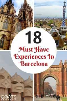 A Guide to Barcelona for First-Timers | Best European Cities | Catalan Culture | Antoni Gaudi Architecture | City Beach Destination | Perfect Weekend City Break | What To Eat In Barcelona | Hang out in the Gothic Quarter & Rooftop Bars With Awesome Views