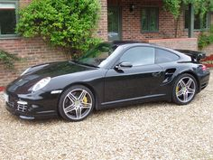 I can dream.....911 turbo in black of course.