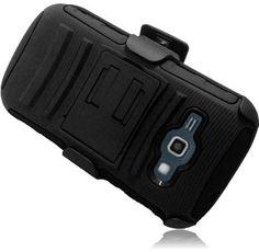 Dual Layer Plastic Silicone Black Hard Cover Snap On Case W/ Belt Clip Holster Kickstand For Samsung Galaxy Ring Prevail 2 M840 (StopAndAccessorize) Hr http://www.amazon.com/dp/B00EVBZKFE/ref=cm_sw_r_pi_dp_UIIbub0DMQWC3