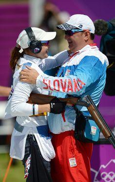 Danka Bartekova Photos: Olympics Day 2 - Shooting