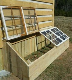 Mini greenhouse to protect plants