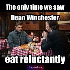 Supernatural fandom   Dean and Death