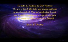 My fashion is modesty: Une douce fille de Dieu - citation de Gordon B. Hi...