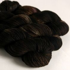 Ferrum on sock yarn