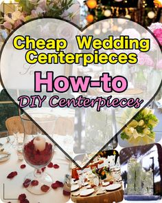 Here at our website, we understand how important it is creating the perfect wedding table decorations for your wedding style. That's where you will find inspirations for your dream weddings, wedding centerpieces tips that are budget friendly and gorgeou