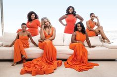 angiebjones: celebritiesofcolor: The cast of 'Orange is the New Black' for Essence Magazine I'm looking at the muses from Hercules Orange Is The New Black, Oitnb Cast, Netflix, Samira Wiley, Beautiful People, Beautiful Women, Essence Magazine, Black Star, Black Girl Magic