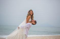 Casamento na praia-Traje para casar na praia