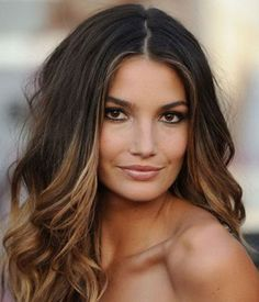 Chocolate Brown Hair Color 2014