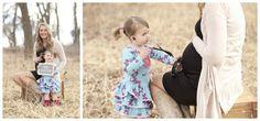 Boulder Colorado Maternity Photographer, Sibling Photo, Big Sister, Jessica Lee Photography