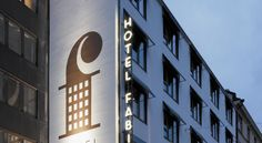 Hotel Fabian Helsinki Hotel Fabian is within 5 minutes' walk of Helsinki's famous Market Square and the Esplanadi shopping streets. It offers free Wi-Fi internet access and soundproofed, air-conditioned rooms with flat-screen TVs.