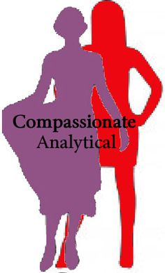 expressing your truth blog: Secondary Energy Icons T2/4 Compassionate/Analytical