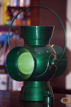 Green Lantern Power Battery...from the JLA Trophy Room collection...