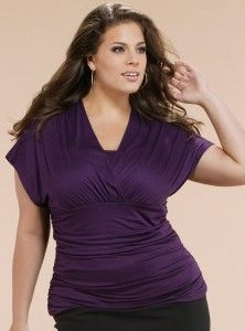 Plus Size Fashion for Women Goes Online