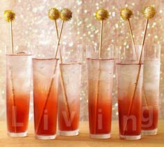 #Sparkly #drinks for the #holiday