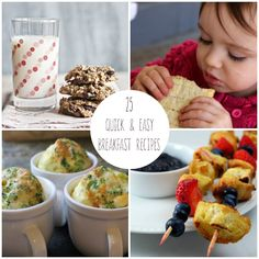 25+Quick+&+Easy+Kid-Friendly+Breakfast+Recipes