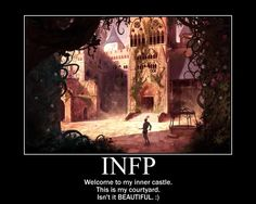 INFP Inner Castle.  I just love this picture.