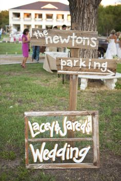 Up-cycling! My favorite thing to do! ~ #Country Wedding Ideas