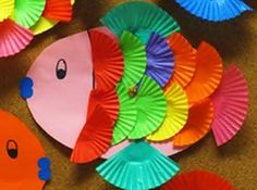 Love, Laughter and Learning in Prep!: Five for Friday: Crafty business, fun in t… Love, Laughter and Learning in Prep!: Five for Friday: Crafty business, fun in the sun and Mr. Related posts: Cupcake wrapper fish craft for children Kids Crafts, Daycare Crafts, Sunday School Crafts, Classroom Crafts, Summer Crafts, Toddler Crafts, Arts And Crafts, Creative Crafts, Cupcake Liner Crafts