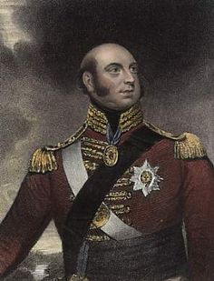 Edward, Duke of Kent - Queen Victoria's father. He was the fourth son of King George III. He died six days before his father, and less than a year after his daughter's birth.