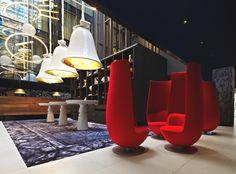 Art-tastic design at Andaz Amsterdam Prinsengracht hotel - http://www.adelto.co.uk/art-tastic-design-at-andaz-amsterdam-prinsengracht-hotel