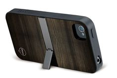 OZAKI iCarry Backbone Hybrid Case & Stand for iPhone 4 & 4S - Stamina