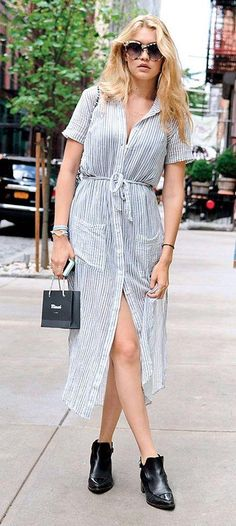 Insta-chic and eco-friendly, Reformation has thoroughly infiltrated Hollywood's cool-girl crowd–like Gigi Hadid