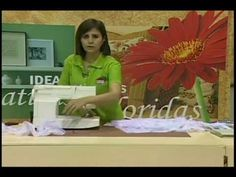 Sonia Franco. Programa Nuestra Casa. Persiana Veneciana  3/5