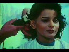 Rare footage of actress Persis Khambata having her head shaved for her role as Ilia for Star Trek: The Motion Picture (1979).  She looked so sad getting her head shaved, but she's still so beautiful....even completely bald.