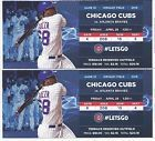 #lastminute  2 Chicago Cubs Philadelphia Phillies tickets 5/2 Tuesday 05/02/2017 Wrigley #deals_us