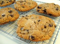 Food Science Egg Subsutions In Cookies And Brownies Perfect Chocolate Chip