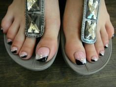 Nail Designs for toes Beautiful 45 Childishly Easy toe Nail Designs 2015 Simple Toe Nails, Pretty Toe Nails, Cute Toe Nails, Summer Toe Nails, Pretty Toes, Toe Nail Art, Easy Nail Art, Acrylic Nails, Nail Designs 2015