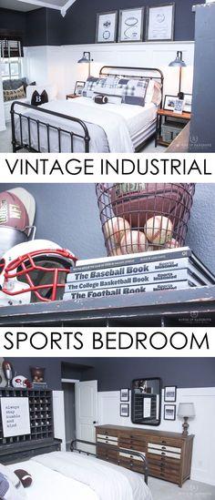 Vintage Industrial S